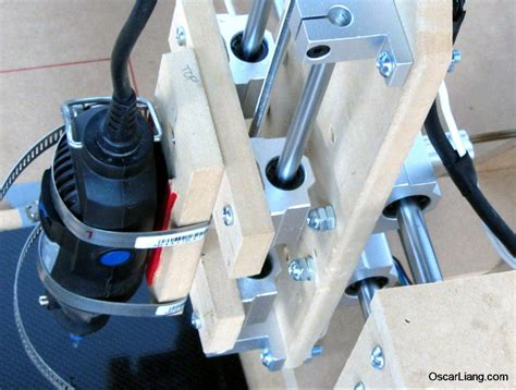 bed frame parts diy budget cnc machine for cutting multirotor frames and