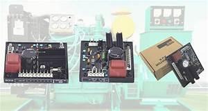 Leroy Somer Voltage Regulator Avr R438 For 3 Phase