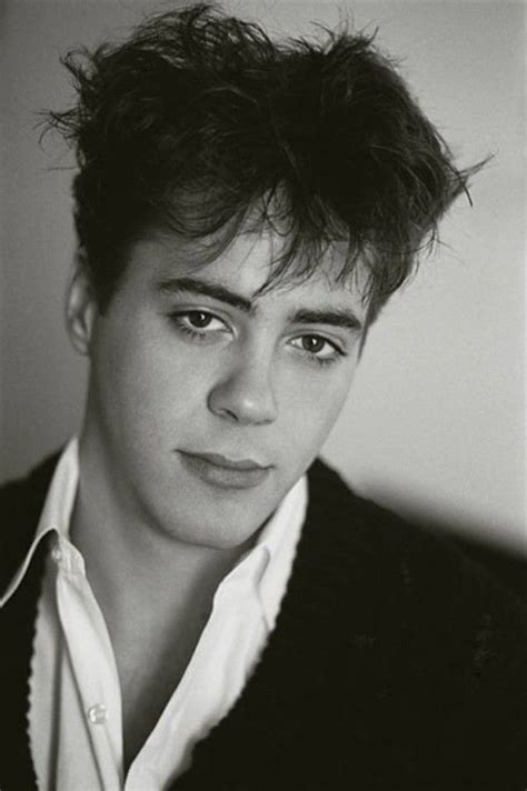 Brat Pack-era Robert Downey, Jr. | Sexy and they know it ...