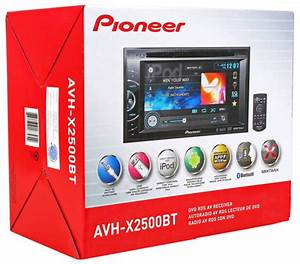 Pioneer Avh-x2500bt  U043a U0443 U043f U0438 U0442 U044c  A