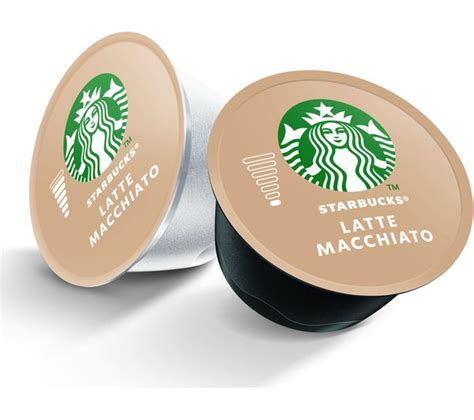 Flavors of caramel and vanilla come together to mimic the taste of a popular dessert with starbucks creme brulee. Buy STARBUCKS Dolce Gusto Latte Macchiato Coffee Pods - Pack of 12 | Free Delivery | Currys