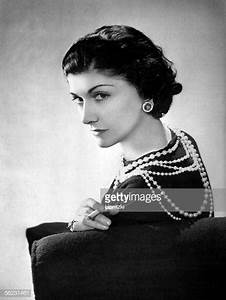 In Profile Coco Chanel Photos And Images Getty Images