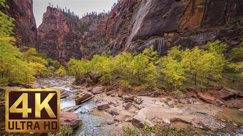 Es Hd Picture by 4k Nature Photography Relaxing Zion National