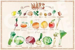 Fruits Legumes Saison : calendrier de mars pissenlit ~ Melissatoandfro.com Idées de Décoration