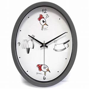 Pendule De Cuisine Moderne : pendule de cuisine moderne pendule murale quartz ultra silencieuse ref mg400 pendule de ~ Carolinahurricanesstore.com Idées de Décoration