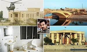 Saddam, Hussein, U0026, 39, S, Former, Palace, Is, Being, Turned, Into, Iraq, U0026, 39, S, First, New, Museum, In, Decades