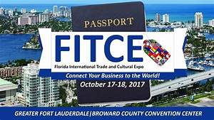 Florida International Trade and Cultural Expo is coming to...