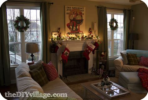 fireplace mantle images mantel with santa the diy