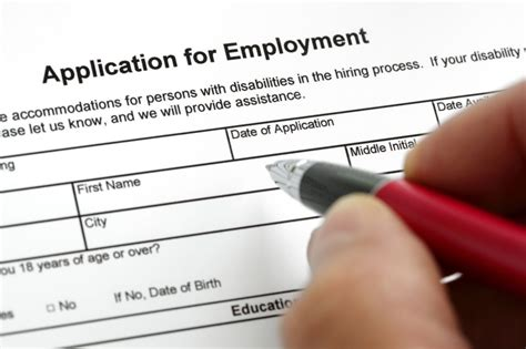 how to complete a job application form the ultimate guide to completing an application form