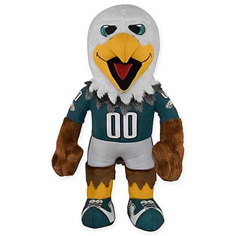 nfl philadelphia eagles mascot swoop   plush figure