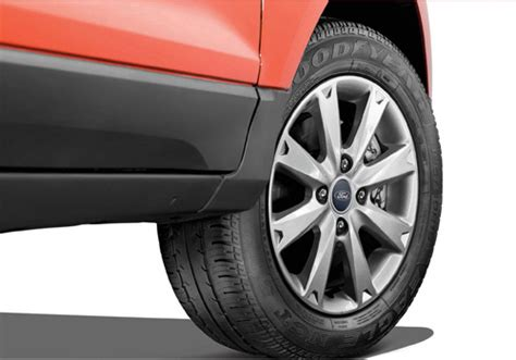 What Is The Tyre Pressure For Ford Ecosport?
