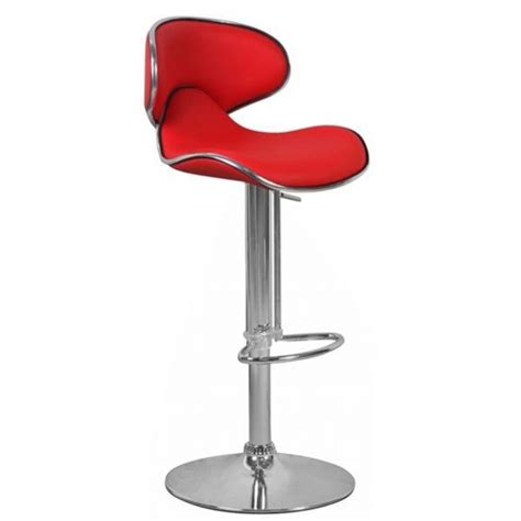 decoration chaise bar design tabouret de bar cobra design pas chere italien transparent chaise