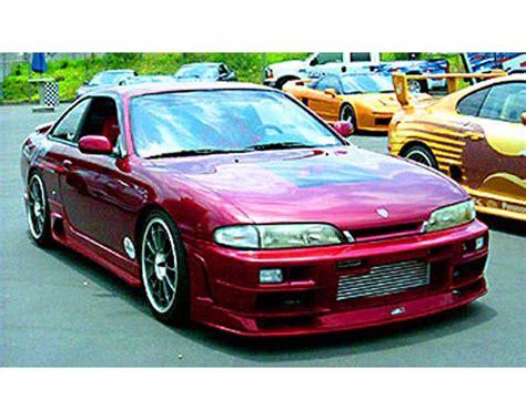 JP Type N Side Skirts Nissan 240SX S14 95-98 | JP S14 TYPE ...