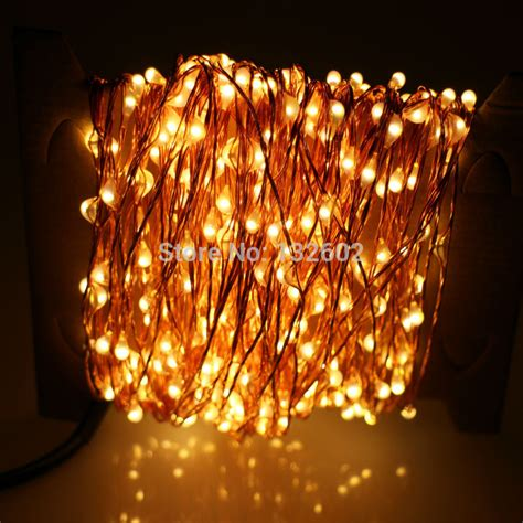 white wire string lights 30m 300 led outdoor lights warm white
