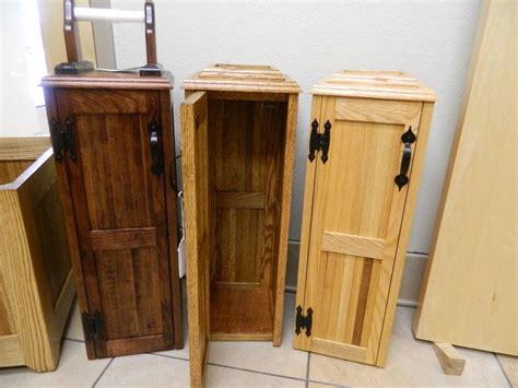 shelving paper kitchen cabinets toilet paper storage cabinet solid wood ebay 5187