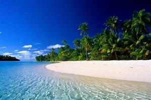 Beautiful Beach HD Wallpaper