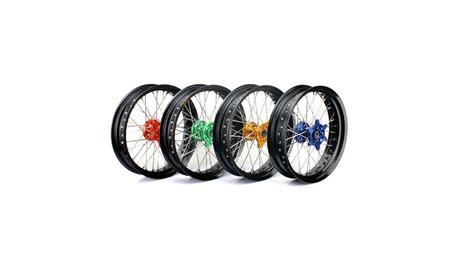 Aluminum Motorcycle Spoke Wheels For Ktm Supermoto