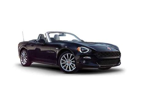 Fiat For Lease by 2018 Fiat 124 Spider Lease Best Lease Deals Specials