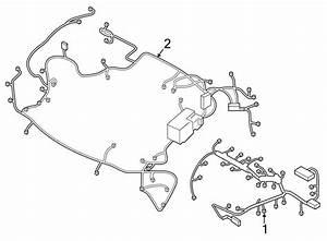Hyundai Elantra Engine Wiring Harness  Wiring Assembly