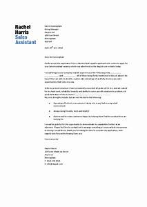 sales assistant cover letter example hashdoc With cover letter for a sales assistant job