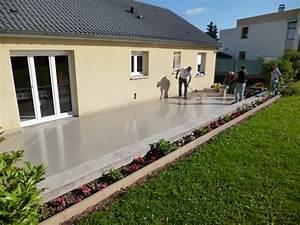 Prix Resine Sol : terrasse en resine prix au m2 ~ Premium-room.com Idées de Décoration