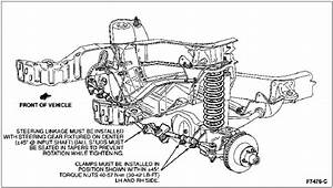 Need Diagram Of Front Suspension On My 1993 Ford F150 4x4