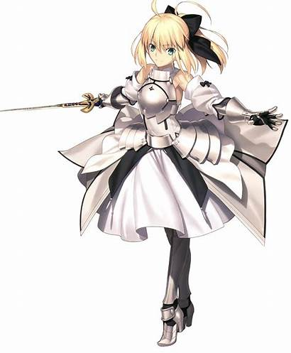 Saber Lily Stage Fate Grand Order Pendragon