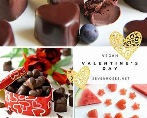 Top 24 Vegan Valentine's Day Recipes - Seven Roses
