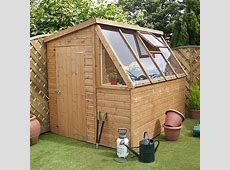 8 x 6 Waltons Tongue and Groove Potting Shed Wooden