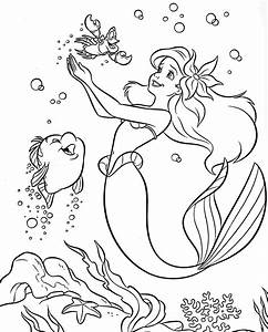 Colouring Pages Coloring Pages Disney Princess Little ...