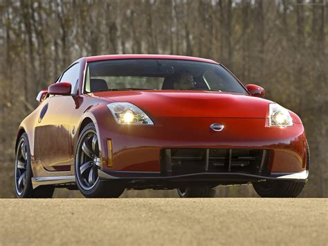 2008 Nissan 350z Nismo Exotic Car Picture 01 Of 20