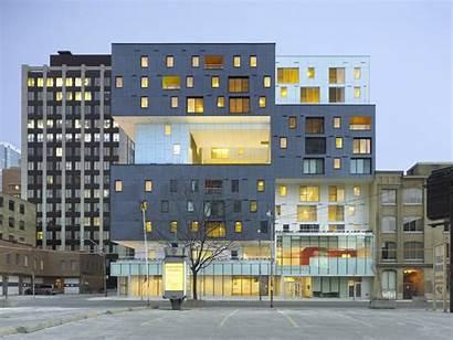 Housing Richmond 60 Toronto East Cohousing Development