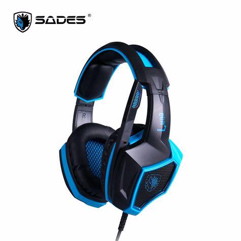 Sades Sa 968 Gaming Headset sades sa 968 7 1 usb headset blossom toko komputer