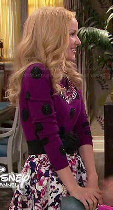 Liv and Maddie Outfits at WornOnTV.net | Liv and maddie ...