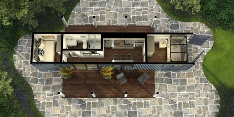 stylish cargo container homes    hot trend  texas