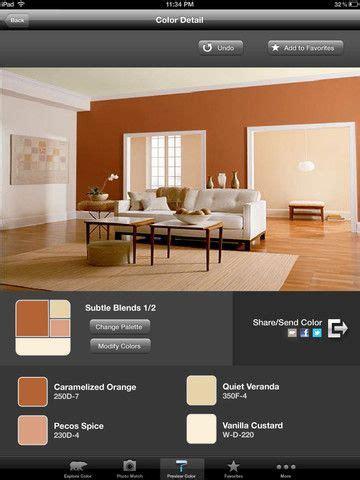behr paint app try out colors on a virtual room color