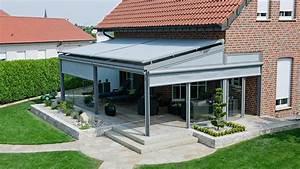 Carport Terrasse Kombination : wintergarten markisen wintergartenbeschattung pergola ~ Somuchworld.com Haus und Dekorationen