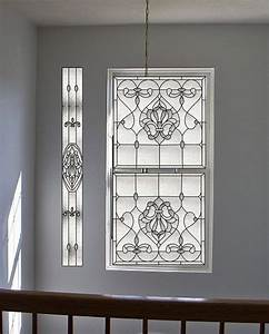 Decorative window film stained glass rubinaccio j for Window film decorative