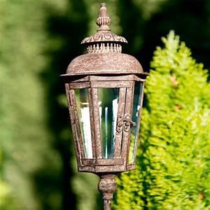 Garten laterne alt wien von gartner potschke for Französischer balkon mit garten laterne