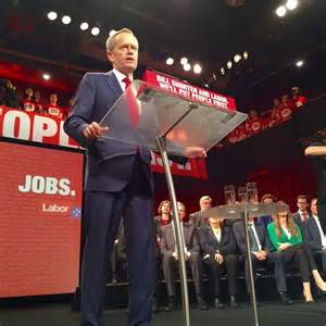 Election 2016 Five Moments From The Labor Campaign Launch