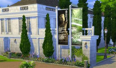 Museum Sims Cc Mlyssimblr Package