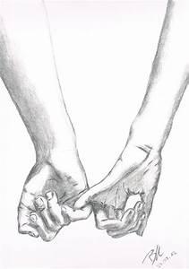 Holding Hands by BeneLu on DeviantArt