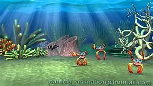 Underwater Cartoon Scene | www.pixshark.com - Images ...