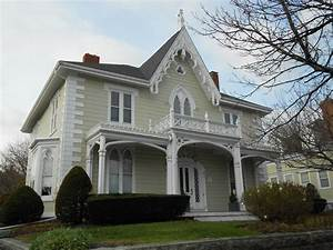 Way out West | streetsofsalem | Gothic Revival Houses and ...