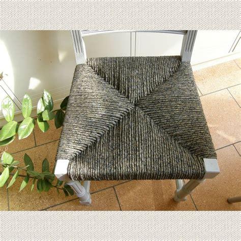 relooker chaise en paille chaise heni ii paillée boutique chaises et boutiques