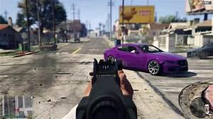 Play GTA V As If It Were Skyrim