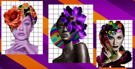 collage artists deconstructing high fashion