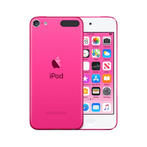 Apple iPod touch 7th Generation 32GB - Pink (New Model ...