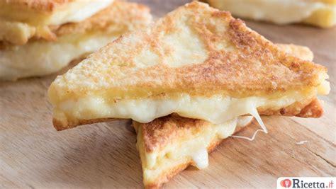 mozzarella in carrozza ricetta ricetta mozzarella in carrozza consigli e ingredienti