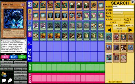 Exodia Deck List 2012 by Exodia Decklist Mini An 225 Lisis